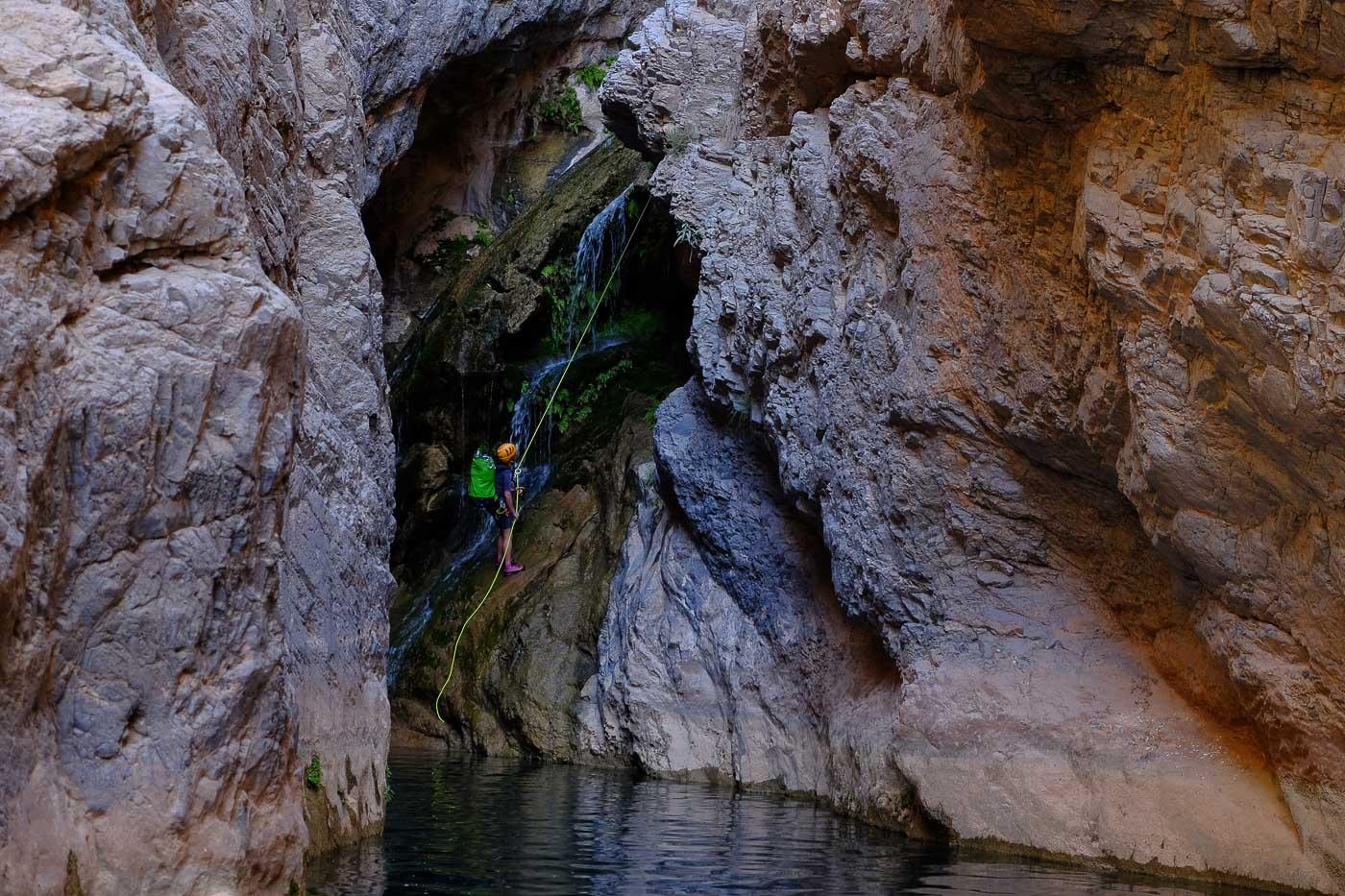 Wadi Kamah, Sayq Plateau 19