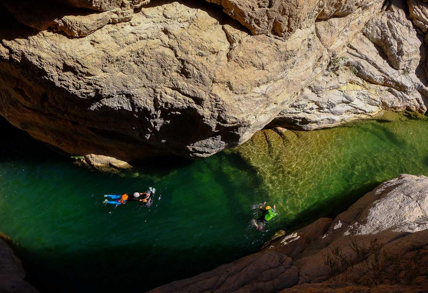 Wadi Kamah, Sayq Plateau 21