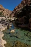 Wadi Shab, Hajar Oriental 20