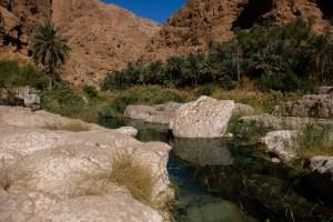 Wadi Shab, Hajar Oriental 23