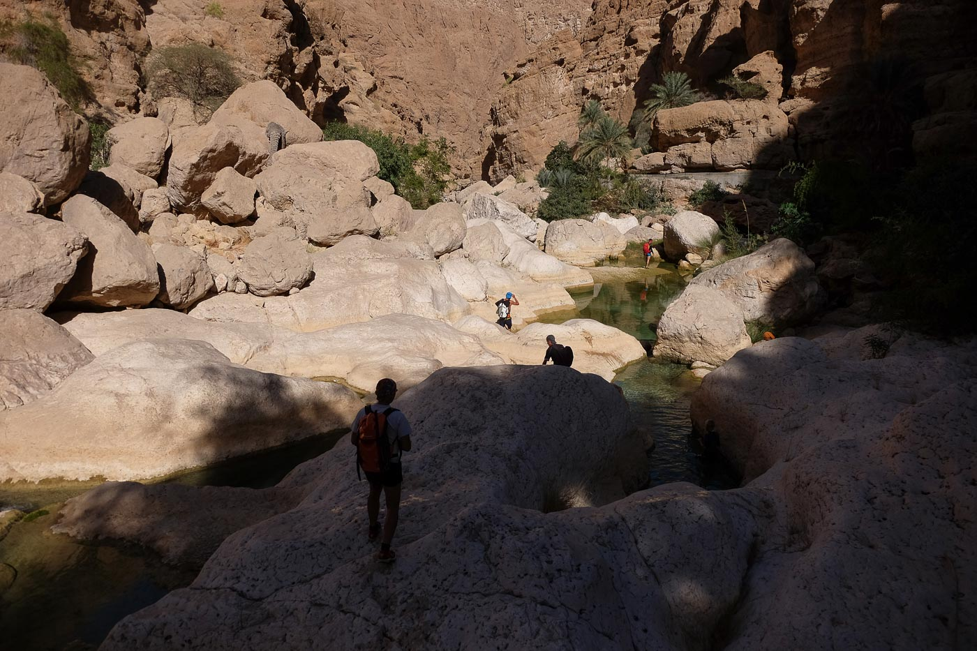 Wadi Shab, Hajar Oriental 30