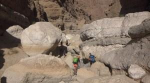 Wadi Shab, Hajar Oriental 33