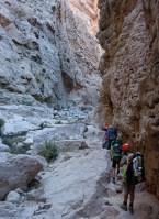 Mibam à Umq Bir, sentier bédouin, Wadi Tiwi, Oman 8