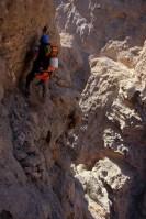 Mibam à Umq Bir, sentier bédouin, Wadi Tiwi, Oman 25