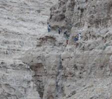 Mibam à Umq Bir, sentier bédouin, Wadi Tiwi, Oman 30