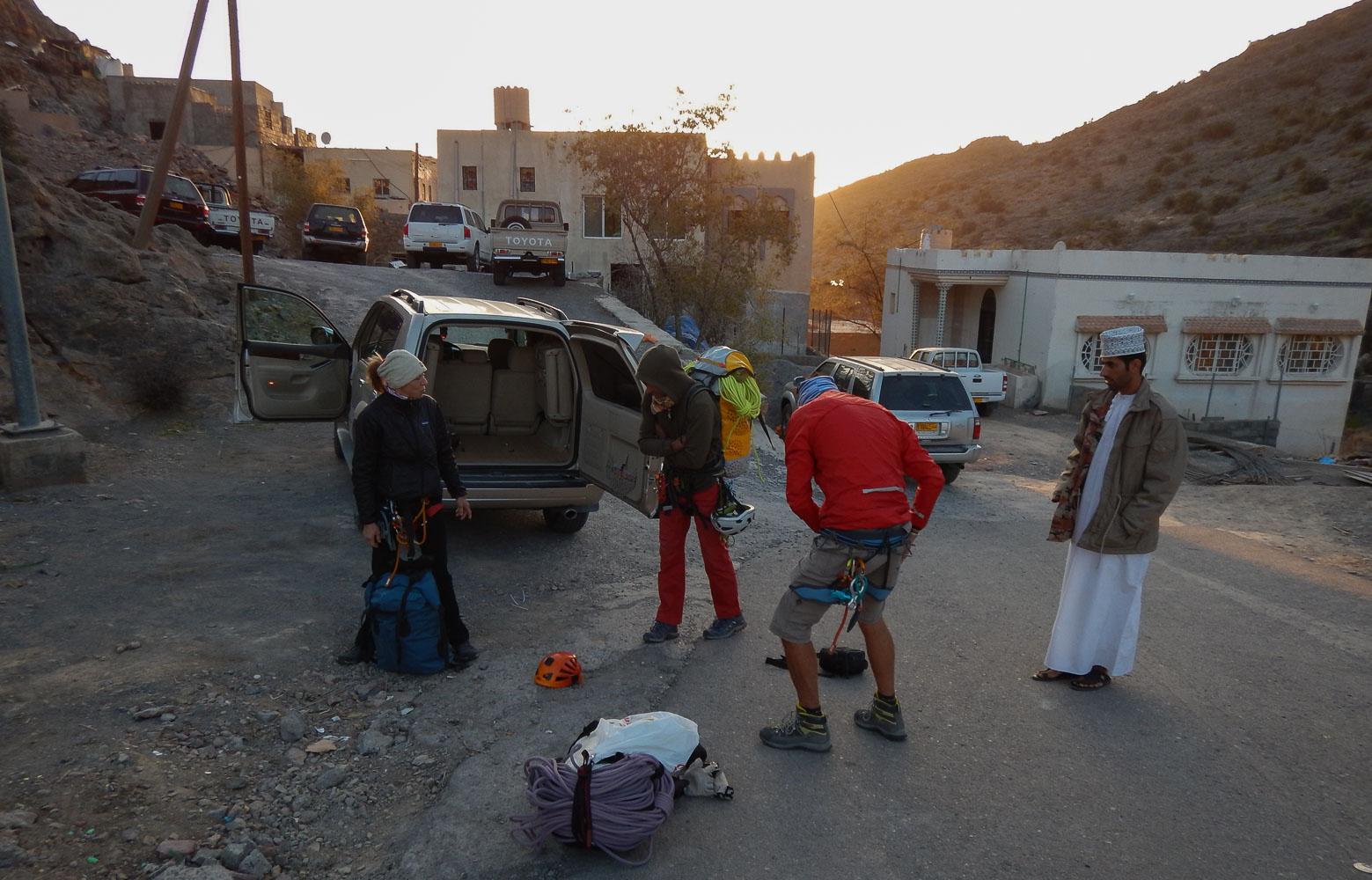 Wadi Halfain, Sayq Plateau 2