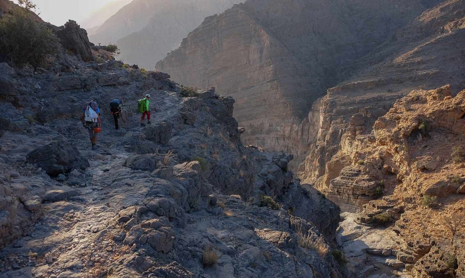 Wadi Halfain, Sayq Plateau 6