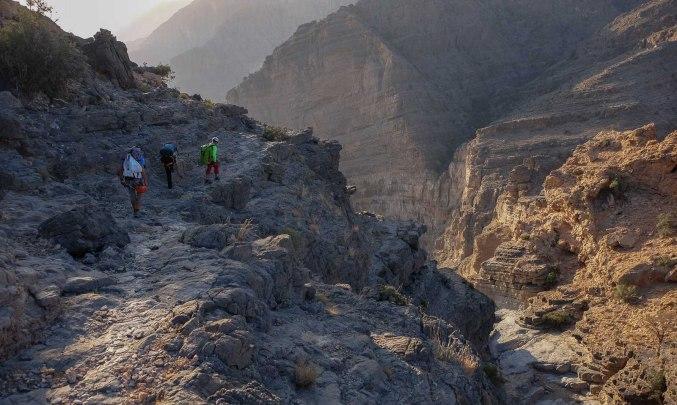Wadi Halfain, Sayq Plateau 8