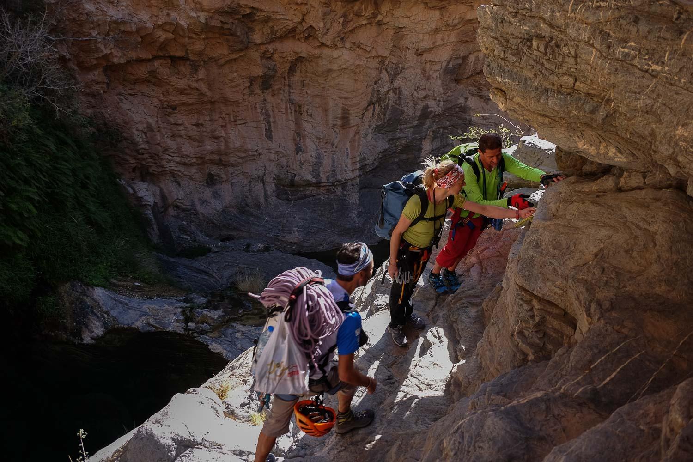 Wadi Halfain, Sayq Plateau 15