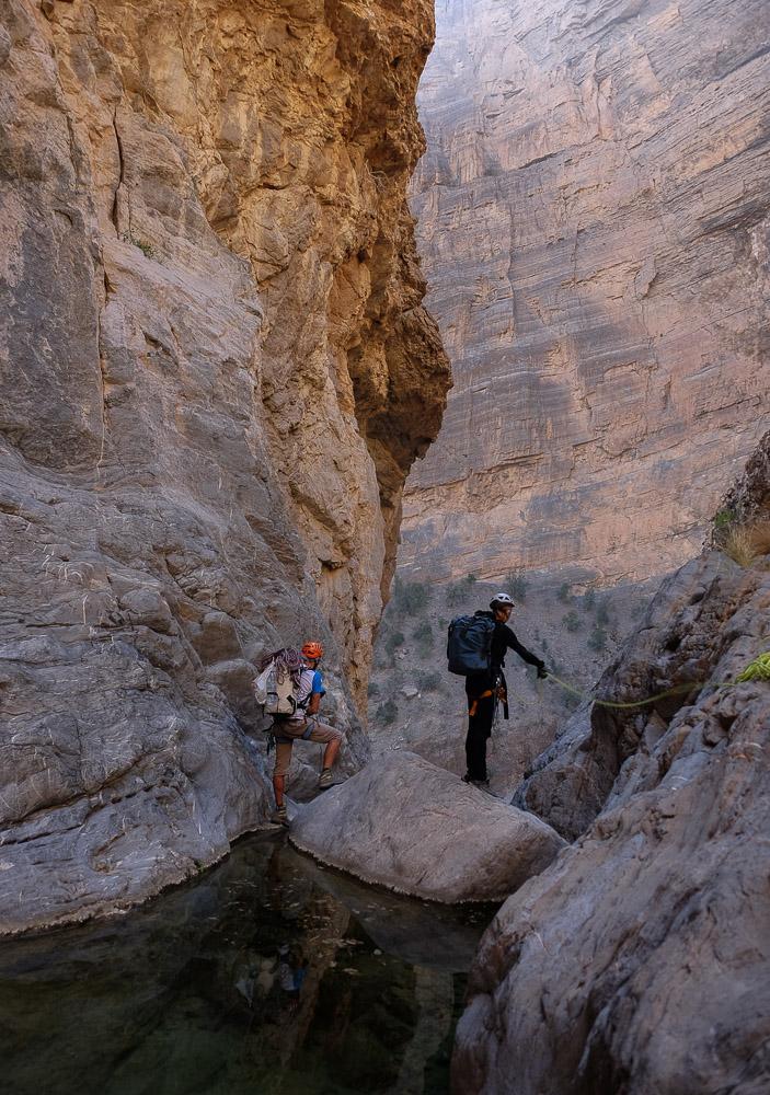 Wadi Halfain, Sayq Plateau 17