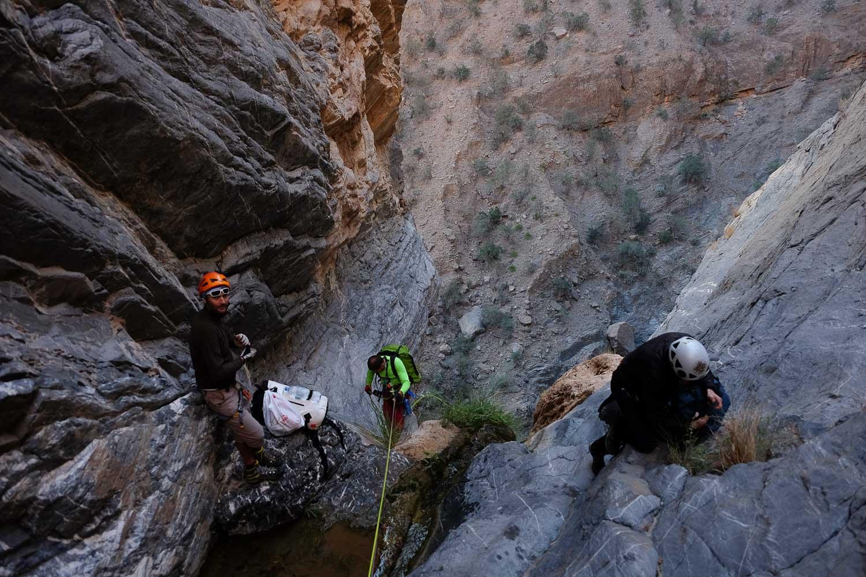 Wadi Halfain, Sayq Plateau 20