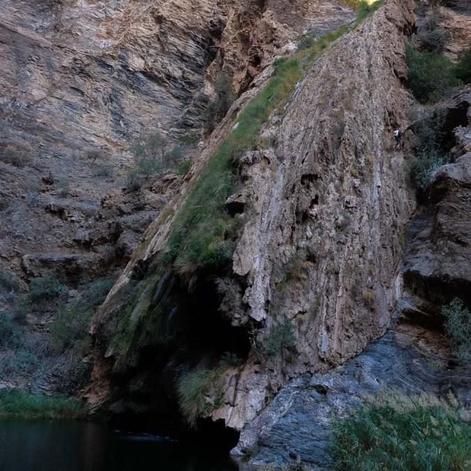 Wadi Halfain, Sayq Plateau 26