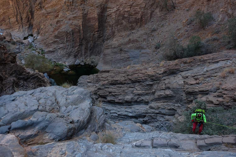 Wadi Halfain, Sayq Plateau 27