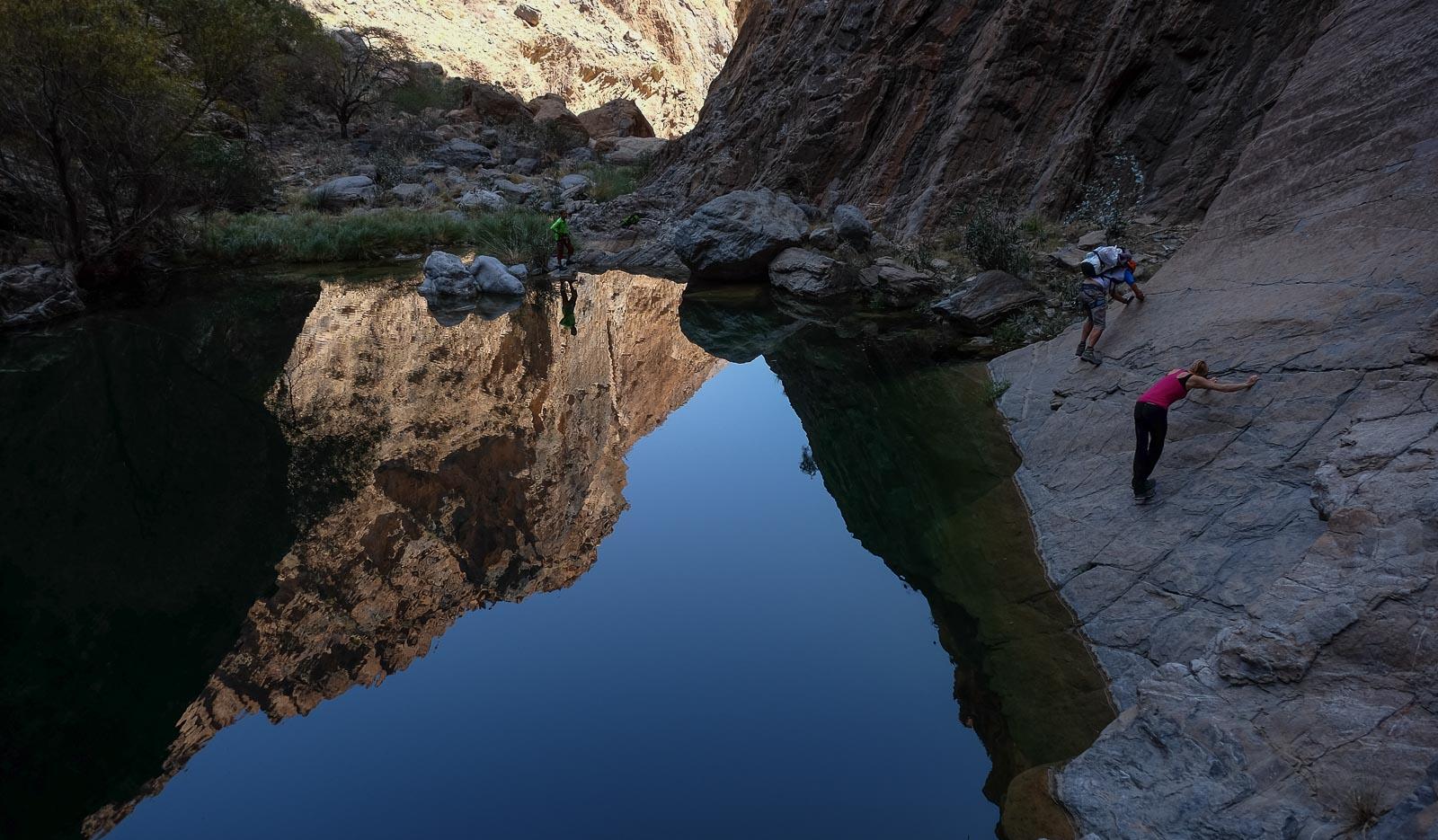 Wadi Halfain, Sayq Plateau 28