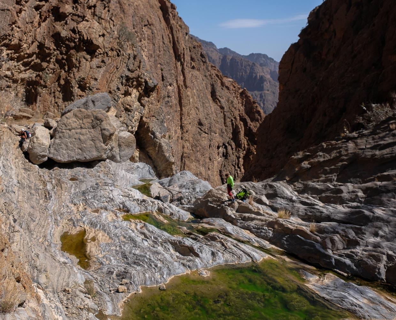 Wadi Halfain, Sayq Plateau 29