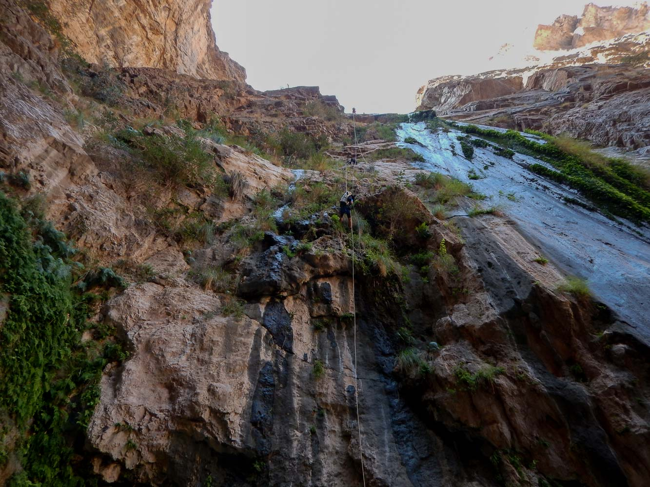 Wadi Halfain, Sayq Plateau 36