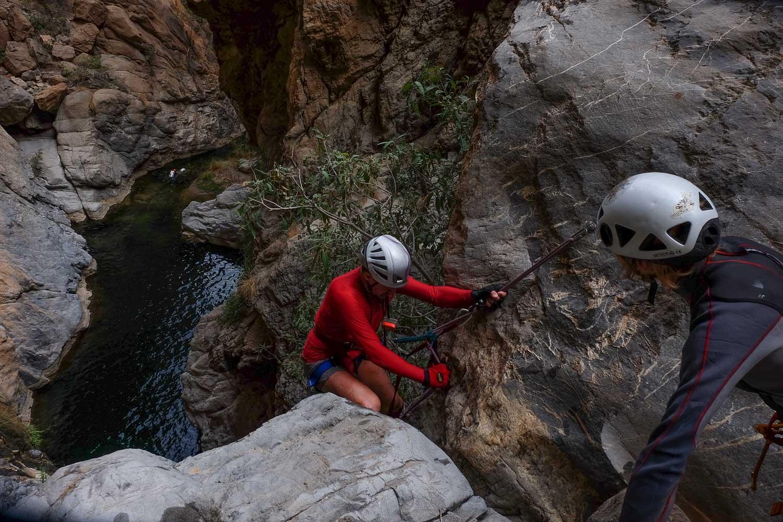 Wadi Halfain, Sayq Plateau 48
