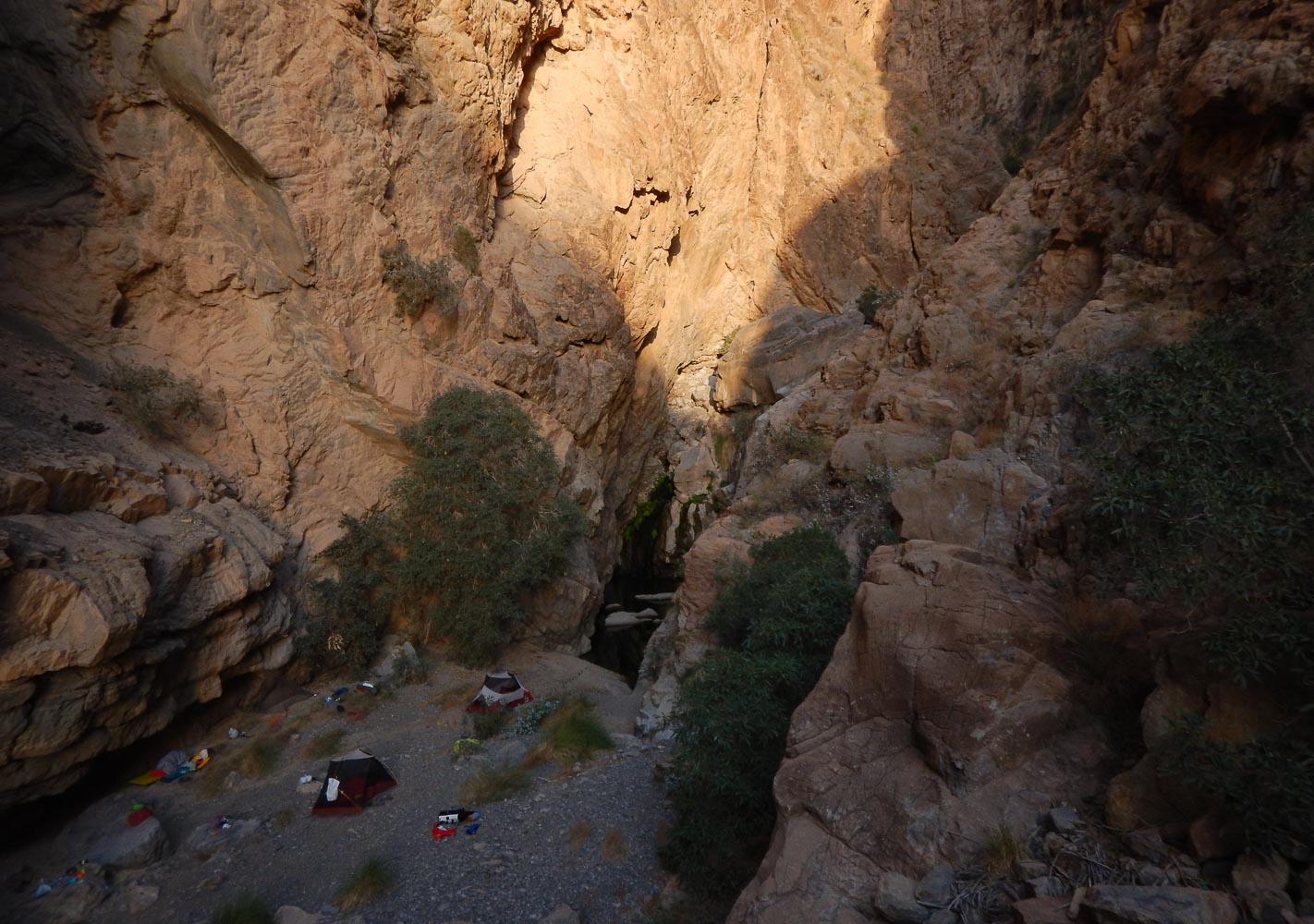 Wadi Halfain, Sayq Plateau 49