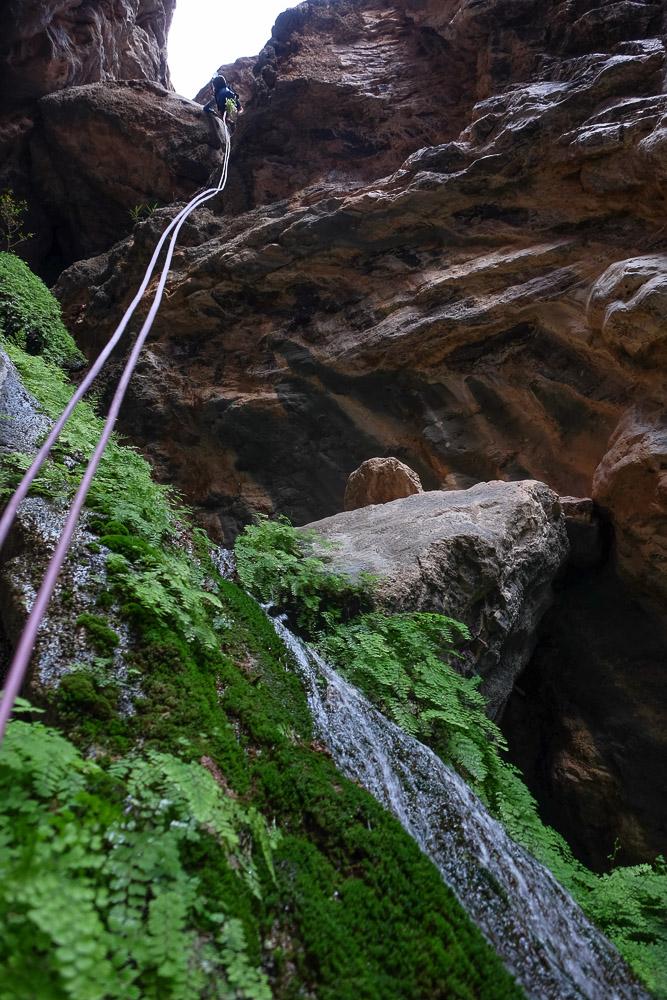 Wadi Halfain, Sayq Plateau 56