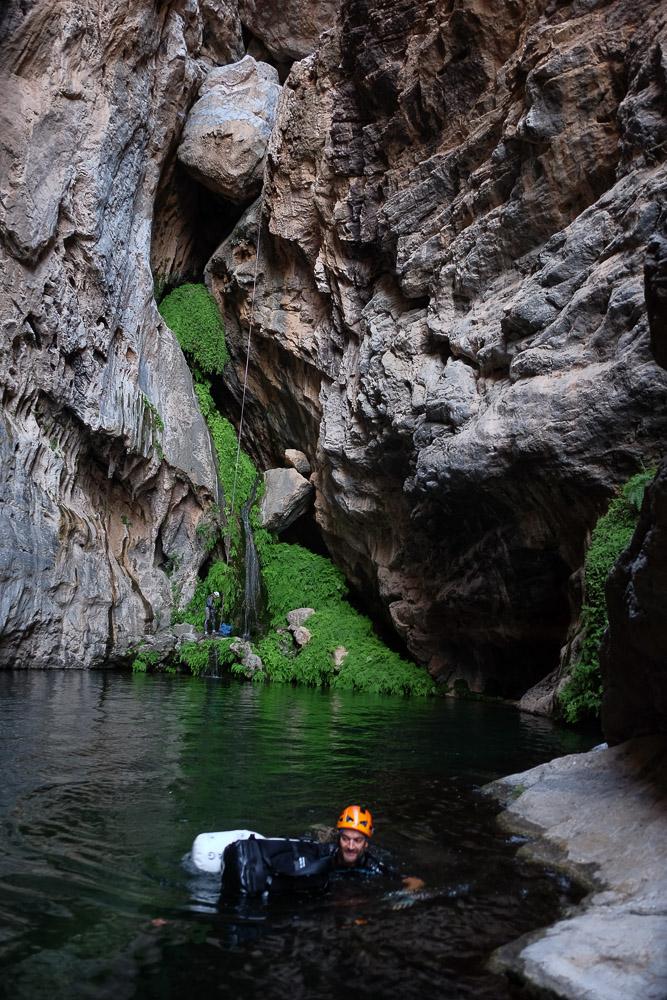 Wadi Halfain, Sayq Plateau 64