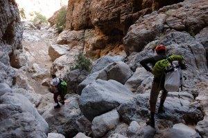 Wadi Halfain, Sayq Plateau 84