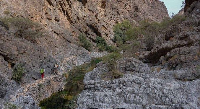 Wadi Halfain, Sayq Plateau 86