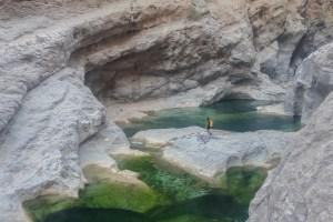 Wadi Bani Khalid, Hajar Oriental 14