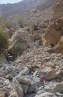 Hasiq to Qasab, Wadi Shah, Ras Al Khaimah, Émirats Arabes Unis 2