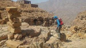 Hasiq to Qasab, Wadi Shah, Ras Al Khaimah, Émirats Arabes Unis 7