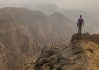 Hasiq to Qasab, Wadi Shah, Ras Al Khaimah, Émirats Arabes Unis 3