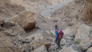 Hasiq to Qasab, Wadi Shah, Ras Al Khaimah, Émirats Arabes Unis 33