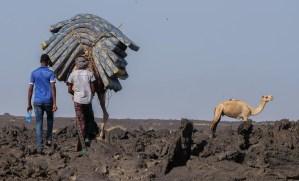 Erta Ale, Afar, Ethiopie 66