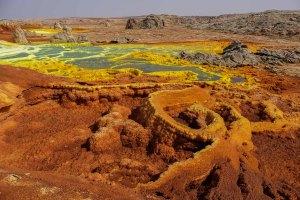Les couleurs du sel, Danakil, Ethiopie 45