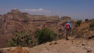 Harigwa Camp à Megab (2ème jour), Gheralta, Tigray, Ethiopie 33