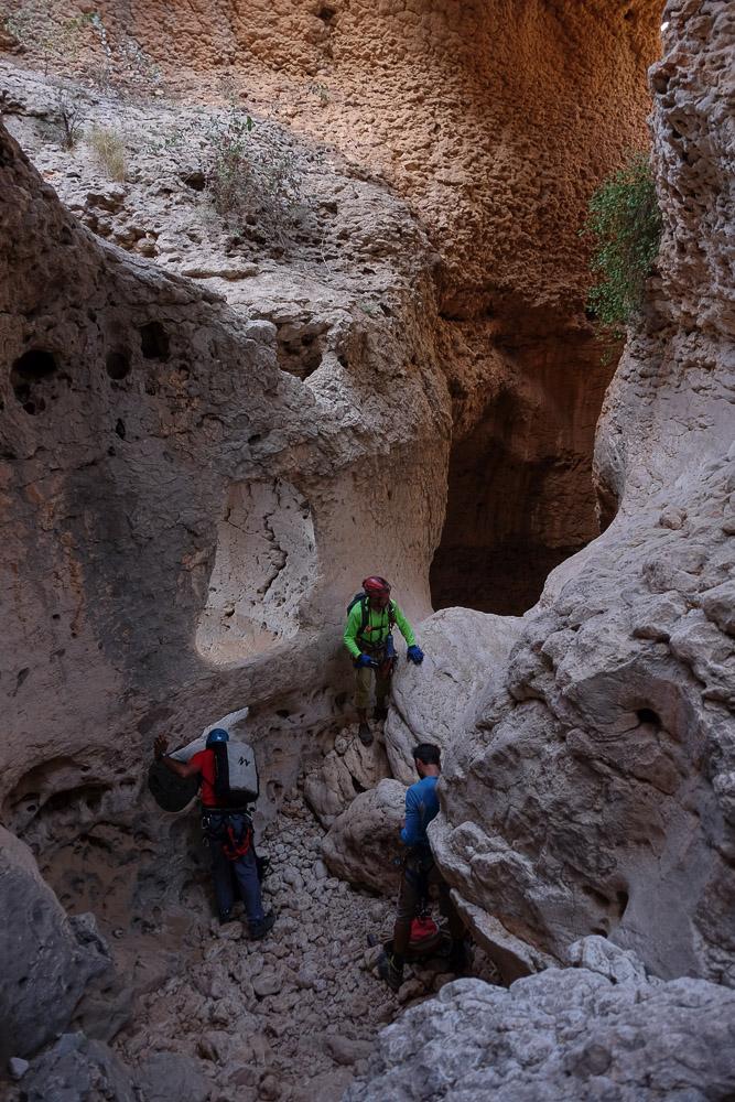 7th Hole to Tahri cave, Hajar Oriental 6