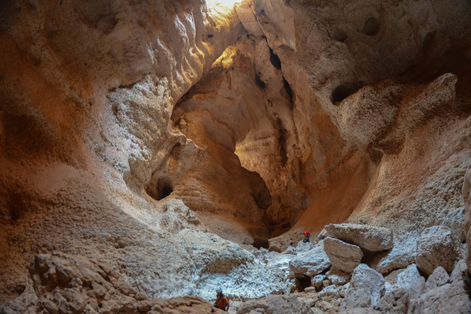 7th Hole to Tahri cave, Hajar Oriental 1