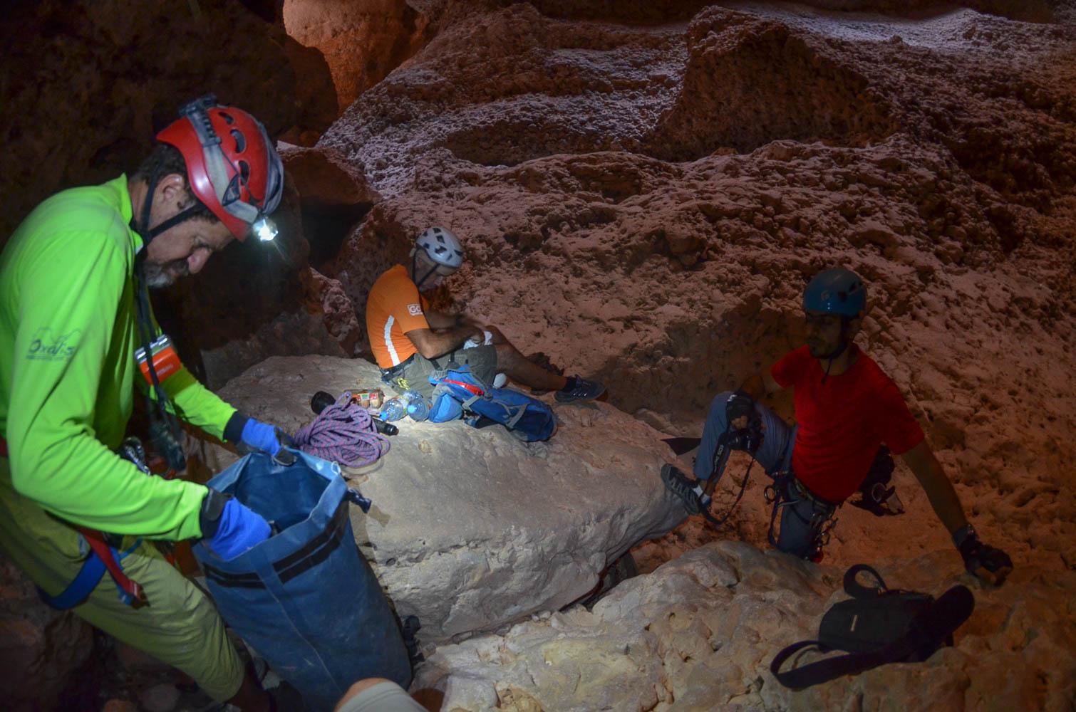7th Hole to Tahri cave, Hajar Oriental 28