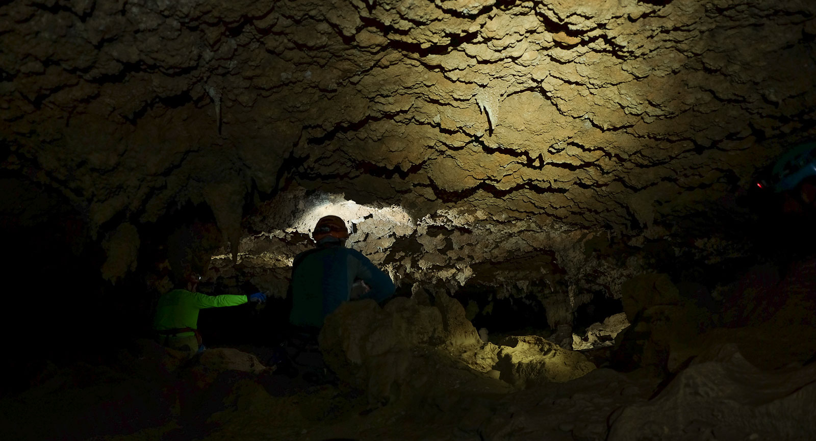 7th Hole to Tahri cave, Hajar Oriental 38