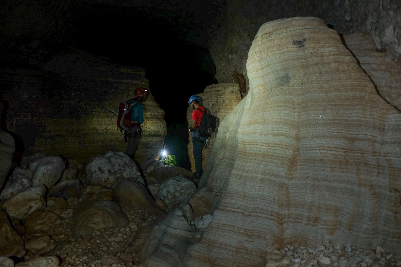 7th Hole to Tahri cave, Hajar Oriental 50
