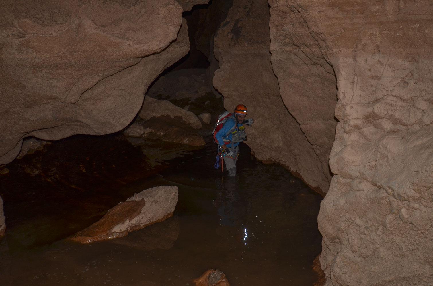 7th Hole to Tahri cave, Hajar Oriental 63