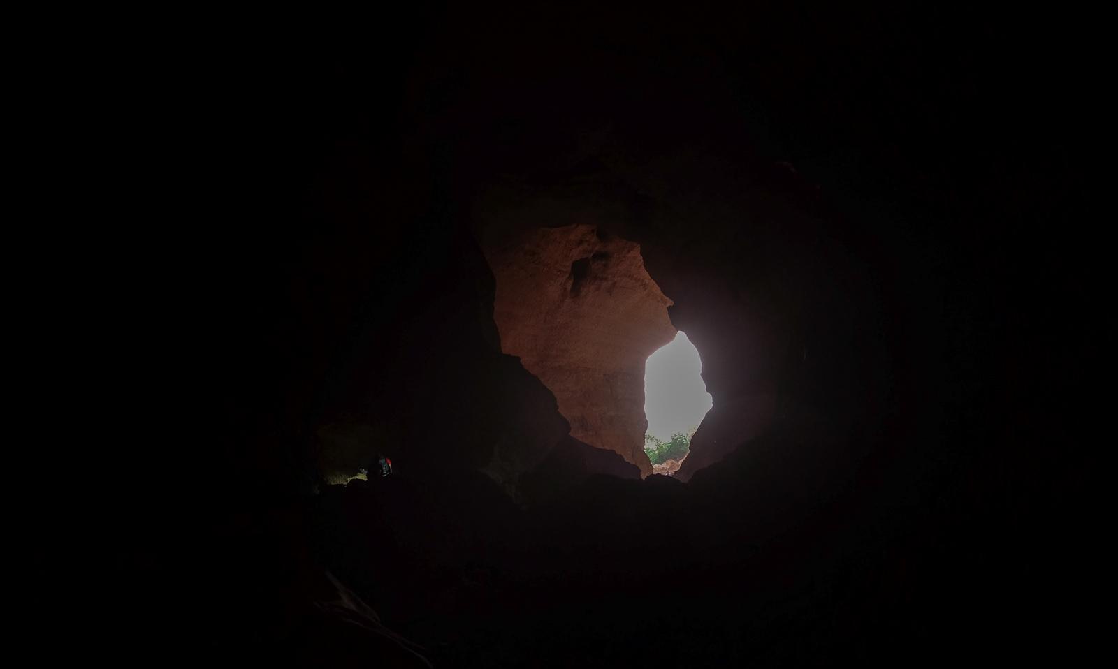 7th Hole to Tahri cave, Hajar Oriental 70
