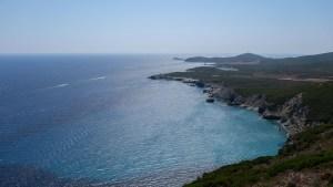 Sentier des douaniers, Macinaggio à Bargaggio, Corse 26
