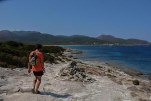 Sentier des douaniers, Macinaggio à Bargaggio, Corse 33
