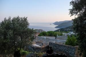 Les crêtes de Pinu, Corse 5