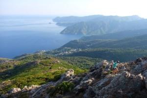 Les crêtes de Pinu, Corse 15