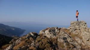 Les crêtes de Pinu, Corse 16