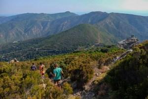 Les crêtes de Pinu, Corse 30