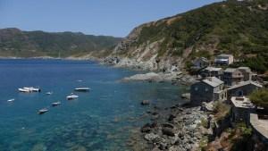 Les crêtes de Pinu, Corse 36