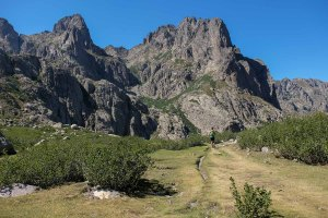 Monte Rotondo, Melo et Capitello, Corte 38