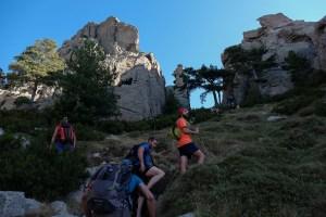 Aiguilles de Bavella & Monte Incudine, Corse 8